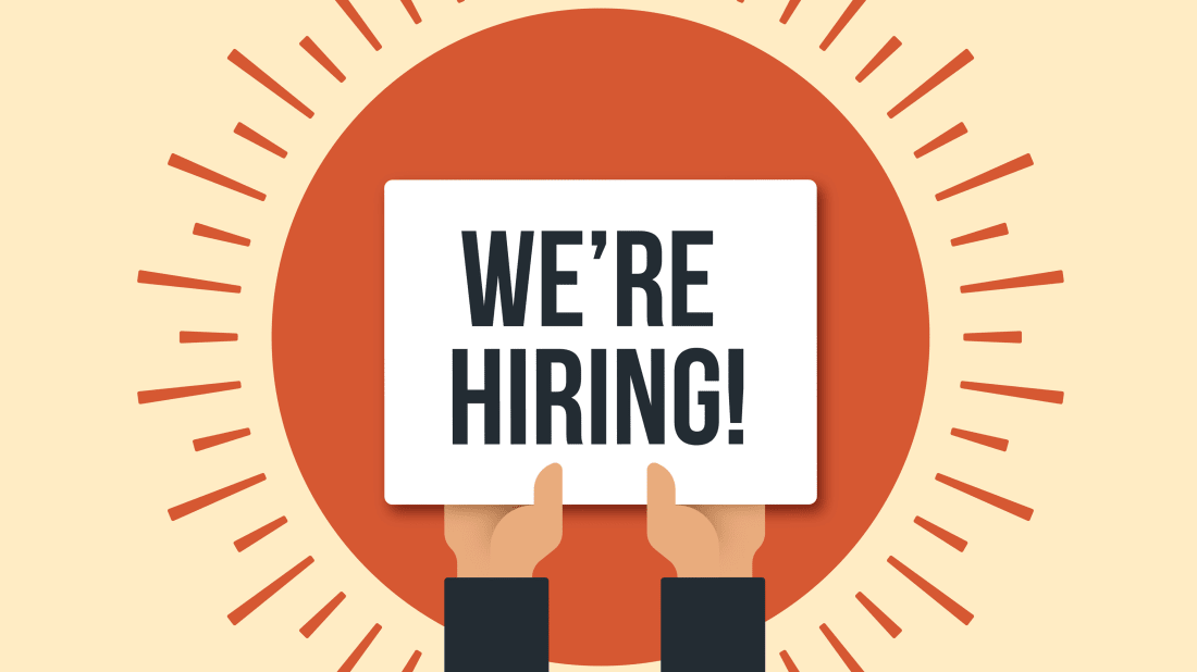 We are hiring - Canoe Trail Vacancies
